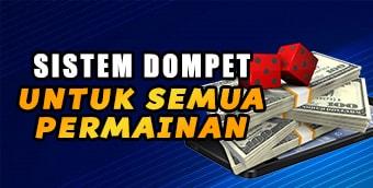 Sistem Dompet untuk Semua Permainan