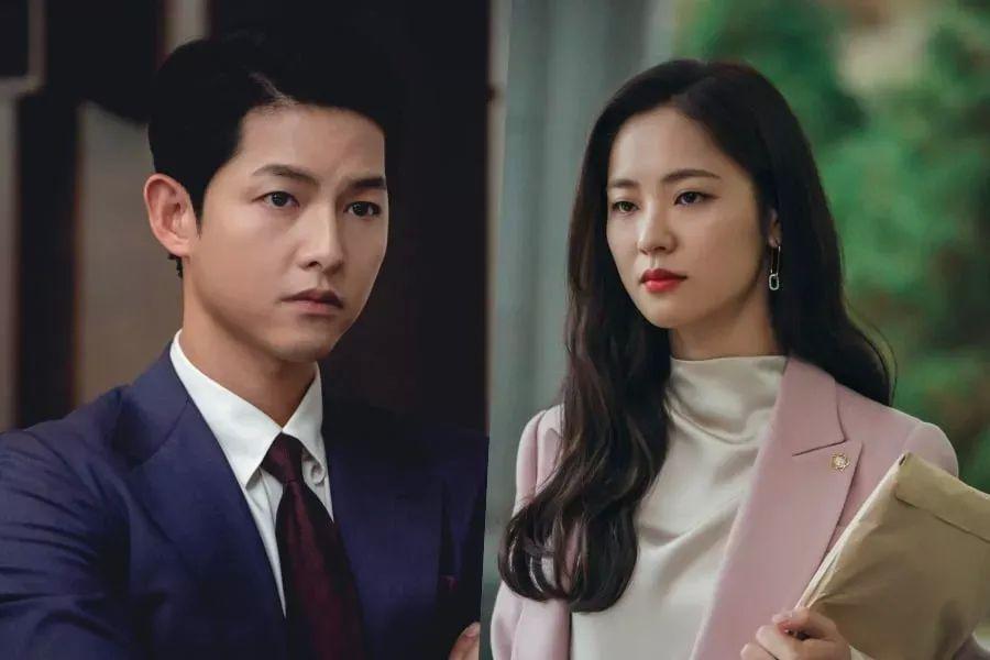 Song Joong Ki dan Jeon Yeo Bin di drama Vincenzo