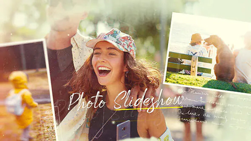 Photo Slideshow - Beautiful Moments 31832624 - Project for After Effects (Videohive)