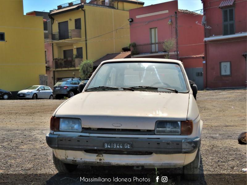 Auto Abbandonate - Pagina 15 Ford-Fiesta-1-0-44cv-84-GE941944