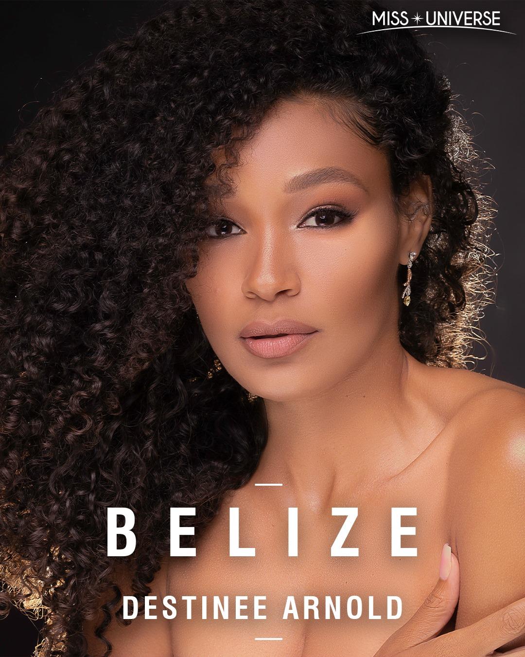 Destinee Dominique Arnold (BELIZE INTERNATIONAL 2012 & UNIVERSE 2019) 5