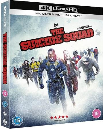 The Suicide Squad (2021) .mkv UHD Bluray Untouched 2160p TrueHD AC3 iTA ENG DV HDR HEVC – DDN