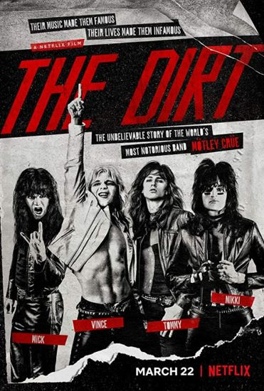 Brud / The Dirt (2019) PL.NF.WEB-DL.XviD-KiT | Lektor PL