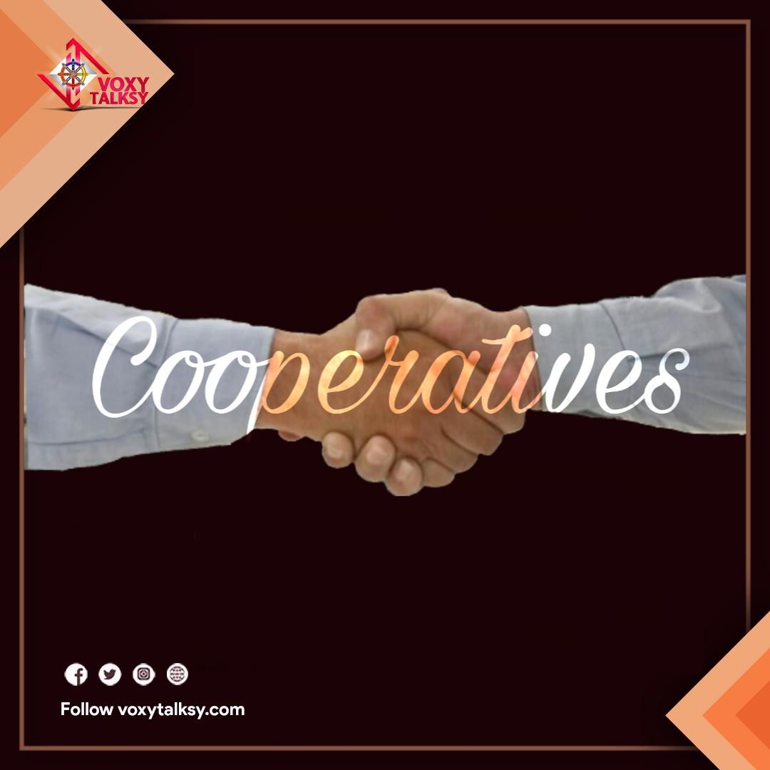 International Day of Cooperatives 2020   VoxyTalksy