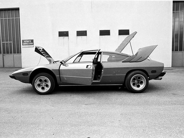 Lamborghini célèbre le 50e anniversaire de l'Urraco 570285-v2