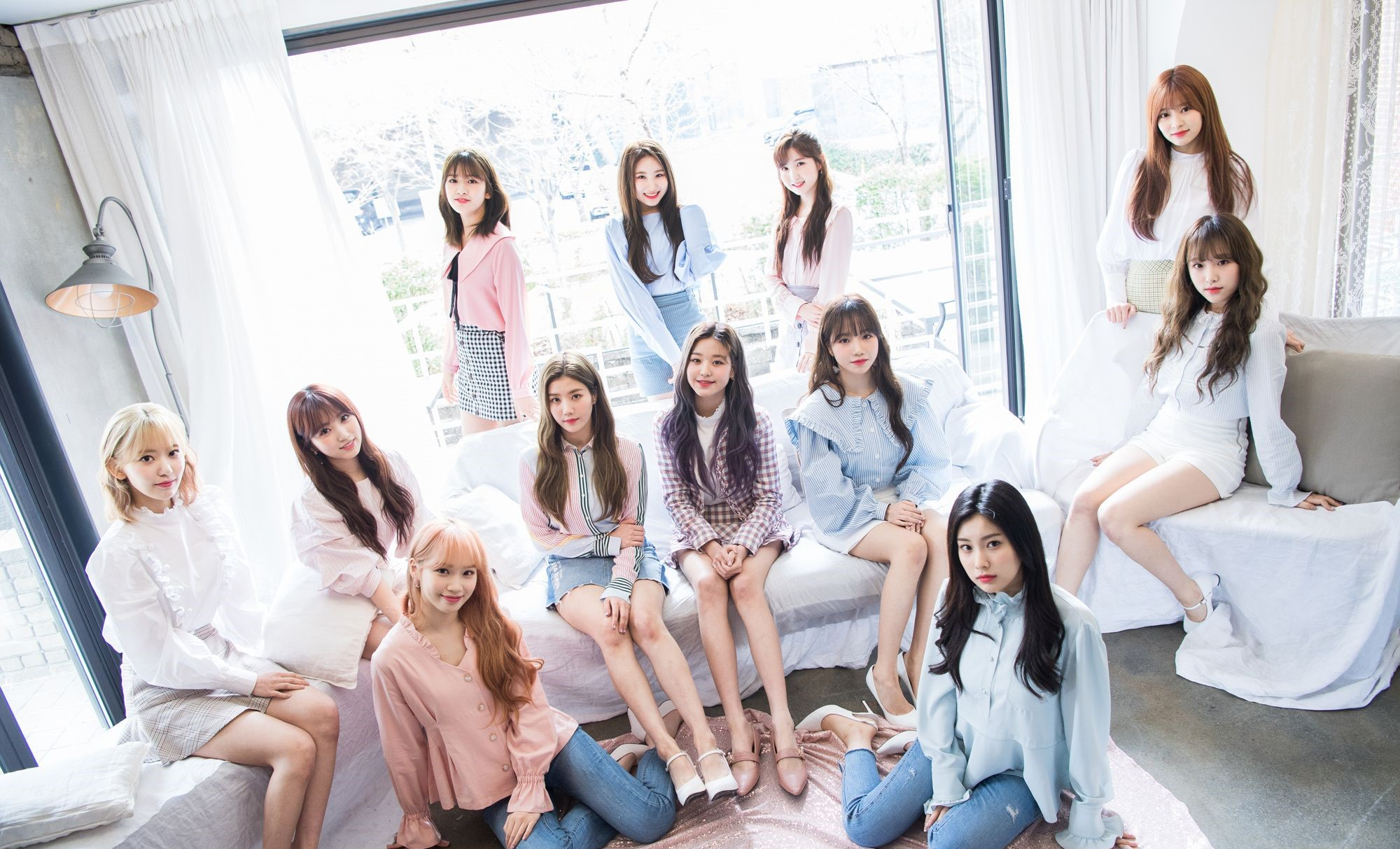 Which IZ*ONE member is your ideal type?