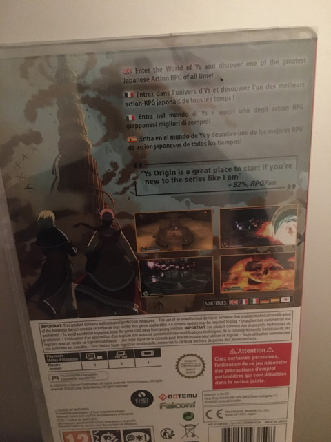 [LRG-PRECO] Obra Dinn, Carrion alt, GRIS alt, Star Wars Racer, Ringo Ishikawa, Kunai, Y's Origins - Page 5 3-BF63-D0-E-43-AF-4-AD5-9-CD3-9-B58646279-F5