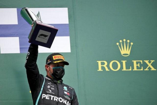 F1 GP de Belgique 2020 : Victoire Lewis Hamilton (Mercedes) 1053880