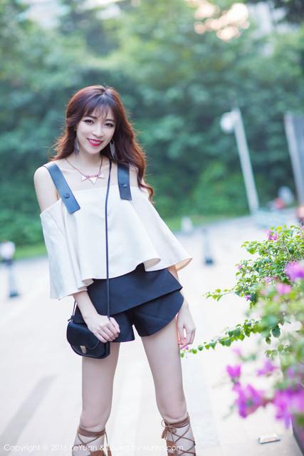 楚琪kiki蓓蓓maggie-模特合集1end