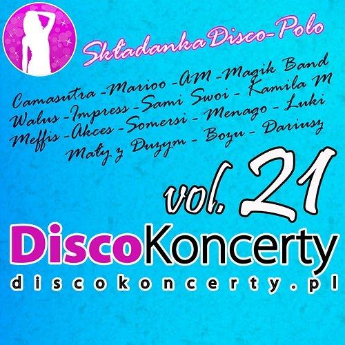 VA - DiscoKoncerty.pl vol. 21 (2019)
