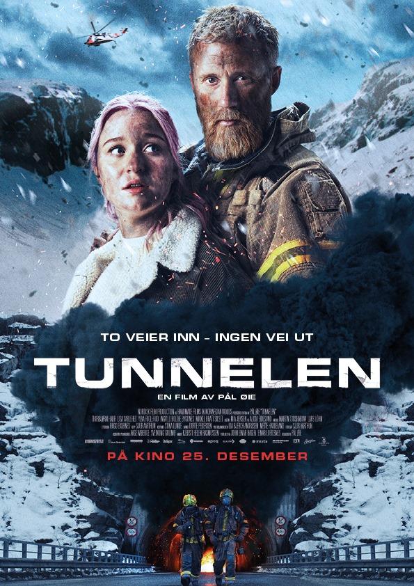 The Tunnel (2019) English 480p WEB-DL x264 AAC 300MB ESub