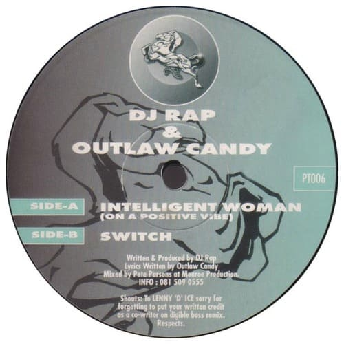 Download DJ Rap - Intelligent Woman / Switch mp3