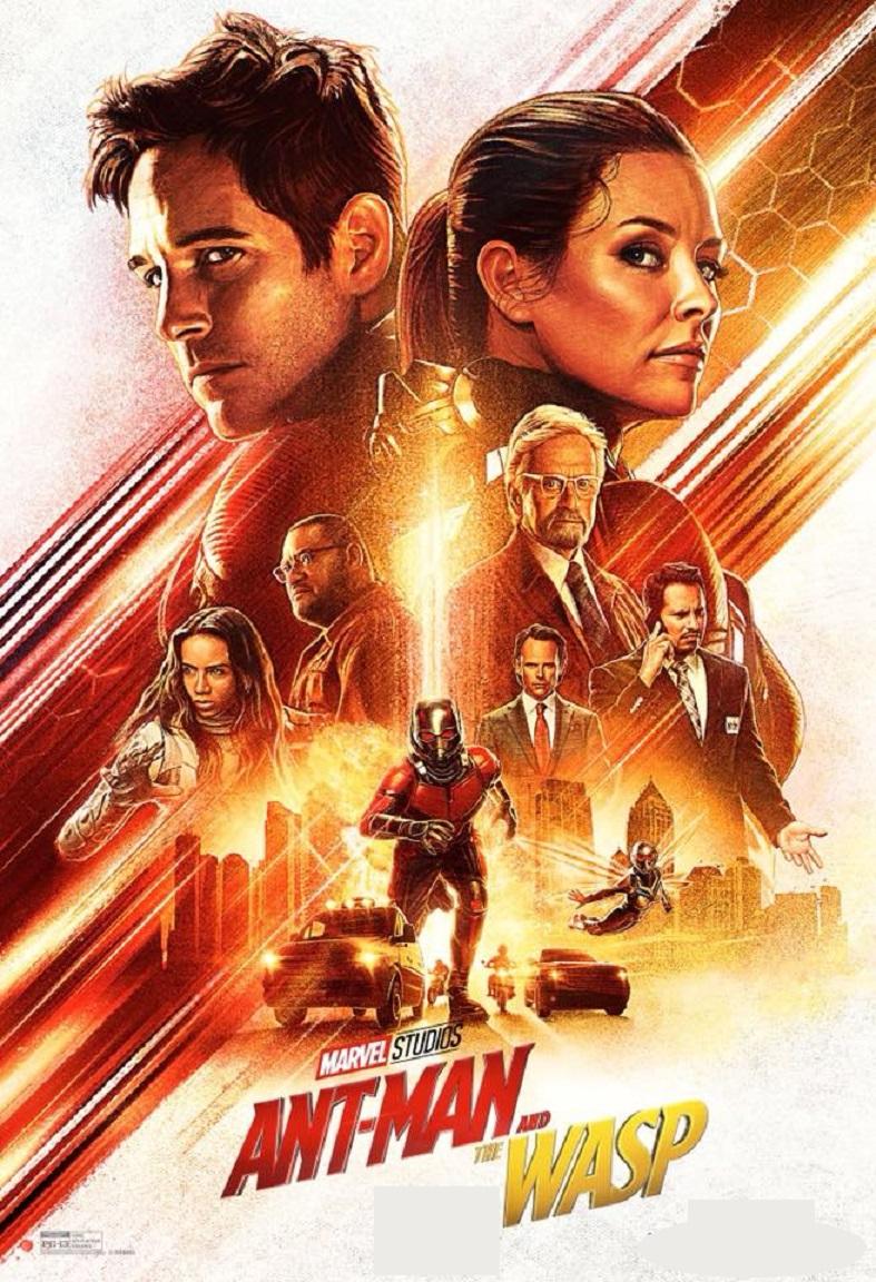 Ant-Man and the Wasp (2020) ORG Dual Audio Hindi 720p BluRay 700MB ESub