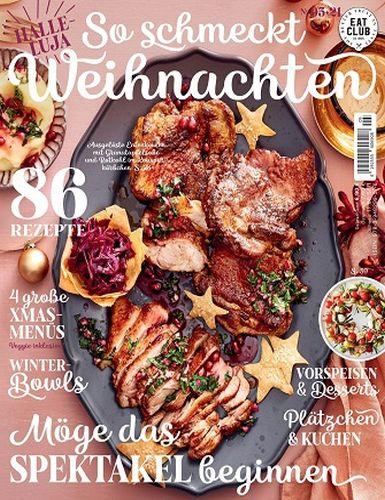 Cover: Eat Club Magazin So schmeckt Heimat No 05 2021