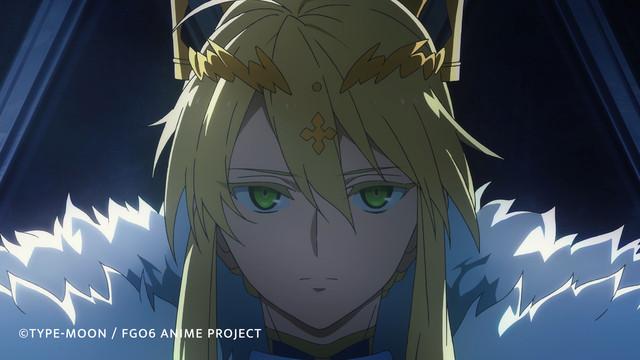 《Fate/Grand Order-神聖圓桌領域卡美洛》後篇全台上映   動畫公司《Production I.G》操刀,演繹寂寥又壯麗的《FGO》世界觀 05