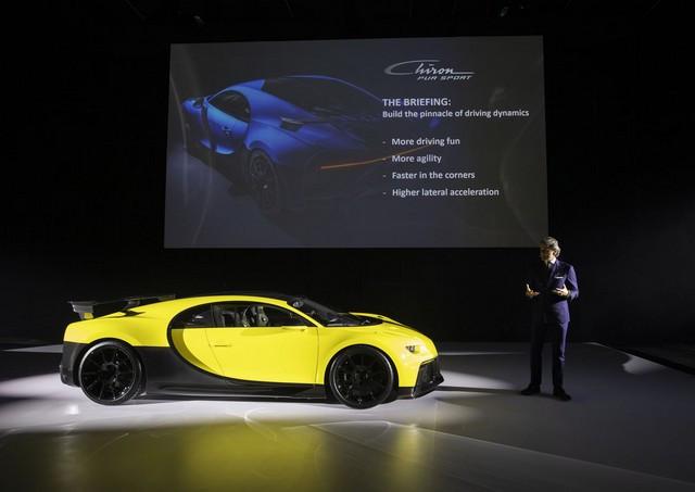 Bugatti Chiron Pur Sport – premiers tours d'essai à Dubaï  Pur-sport-dubai-03