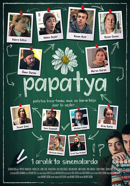 Papatya | 2018 | Yerli Film | WEB-DL | XviD | Sansürsüz | m720p - m1080p | WEB-DL | Tek Link