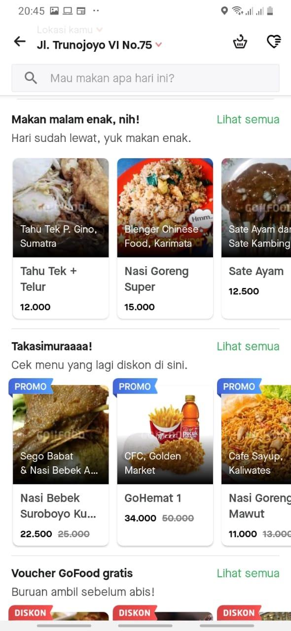 Cara Daftar Gofood 2021 Buat Pemilik Usaha, Gak Pake Lama!