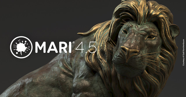 Mari 4 5 is out now! Mari's new Materials System is here  | Foundry