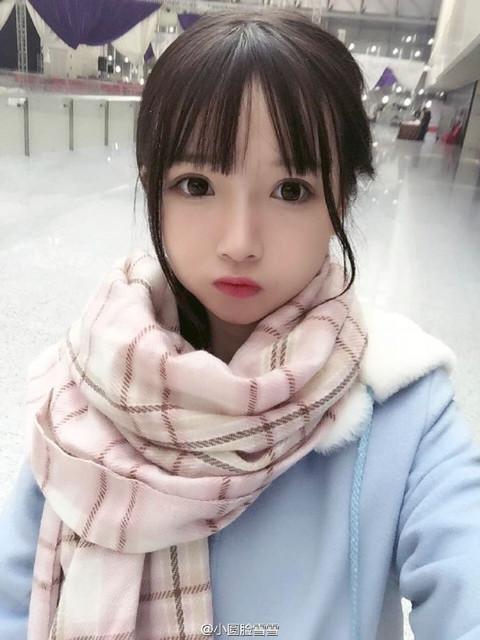 XueXue 小圆脸雪雪