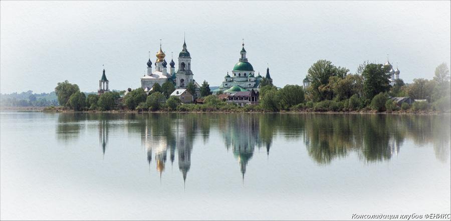 Весна в Ростове Великом