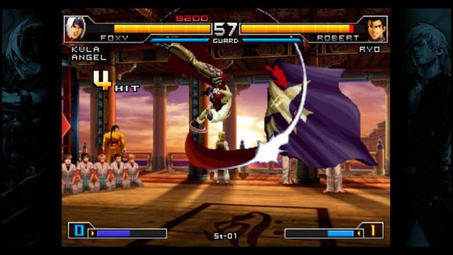 Steam遊戲《KOF 2002 UM》 今日起可使用回滾型網路代碼進行連線對戰! 同時開始最高折80%優惠的「KOF促銷活動」 5
