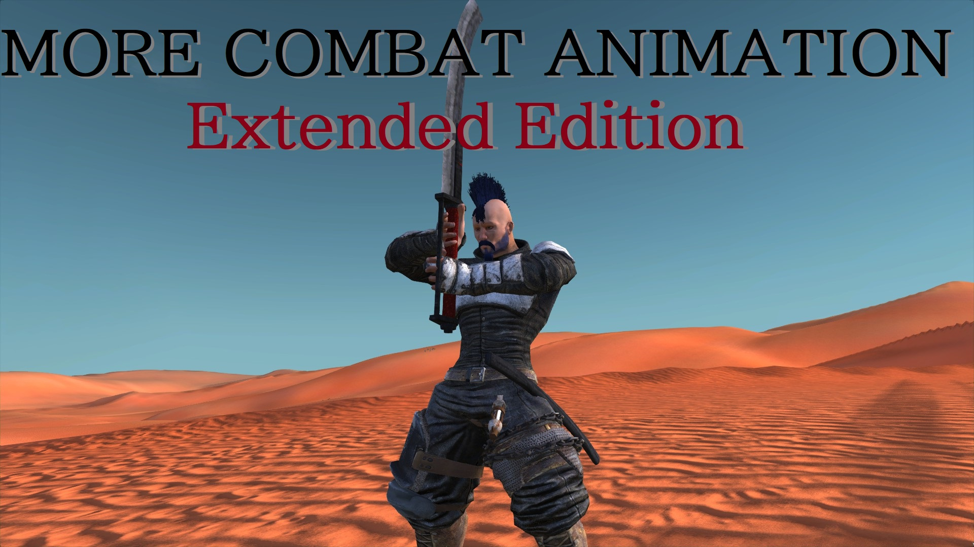 More Combat Animation Extended Edition