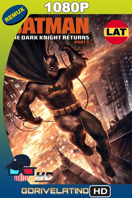 Batman: El Caballero de la Noche Regresa – Parte 2 (2013) BDRemux 1080p Latino-Inglés MKV