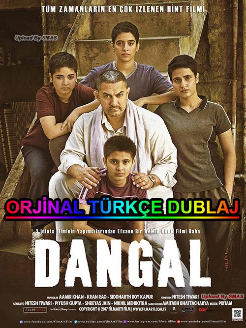 Dangal | 2016 | BDRip | XviD | Türkçe Dublaj | m720p - m1080p | BluRay | Dual | TR-EN | Tek Link