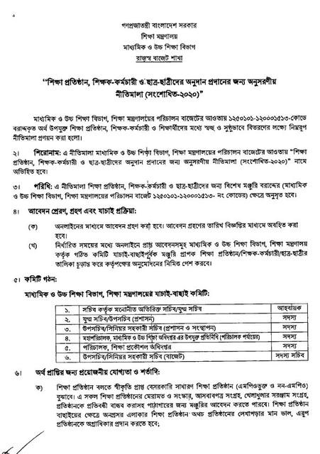 eksheba-gov-bd-scholarship-Notice-1