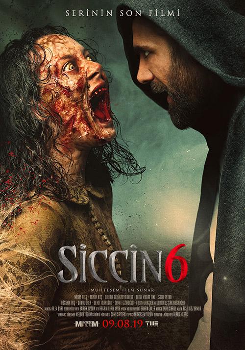 Siccin 6 | 2019 | Yerli Film | WEB-DL | XviD | Sansürsüz | m720p - m1080p | WEB-DL | Tek Link
