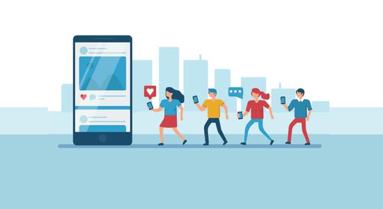 Explore more social networks