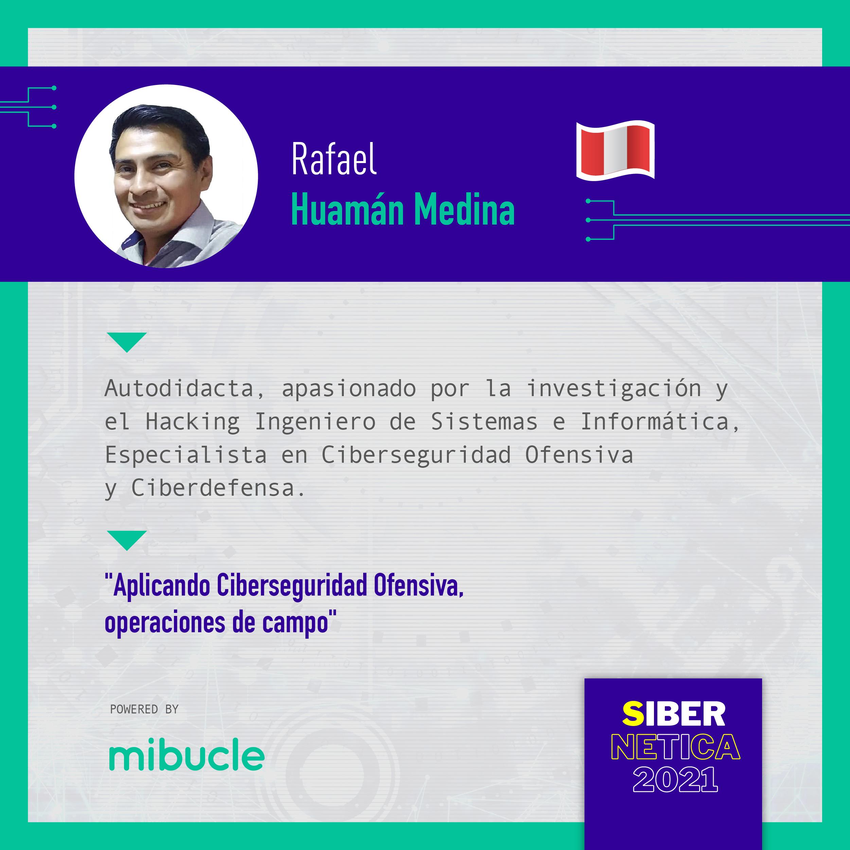 Rafael Huamán Medina