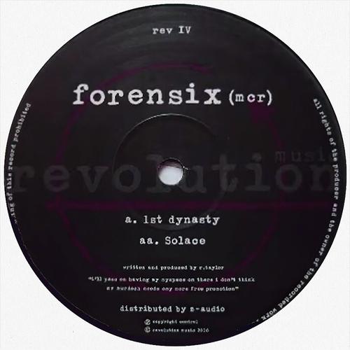 Forensix (mcr) - 1st Dynasty / Solace