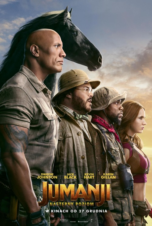 ]Jumanji: Następny poziom / Jumanji: The Next Level (2019) PLDUB.MD.1080p.HC.HDRip.x264-KiT / Dubbing PL
