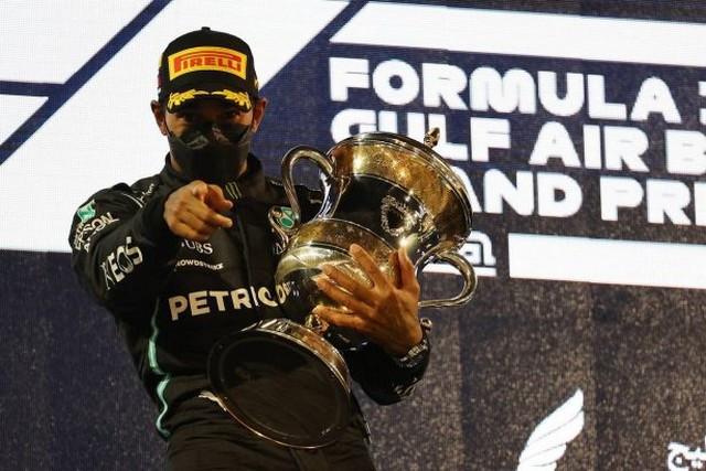 F1 GP de Bahreïn 2020 : Victoire Lewis Hamilton 1079806