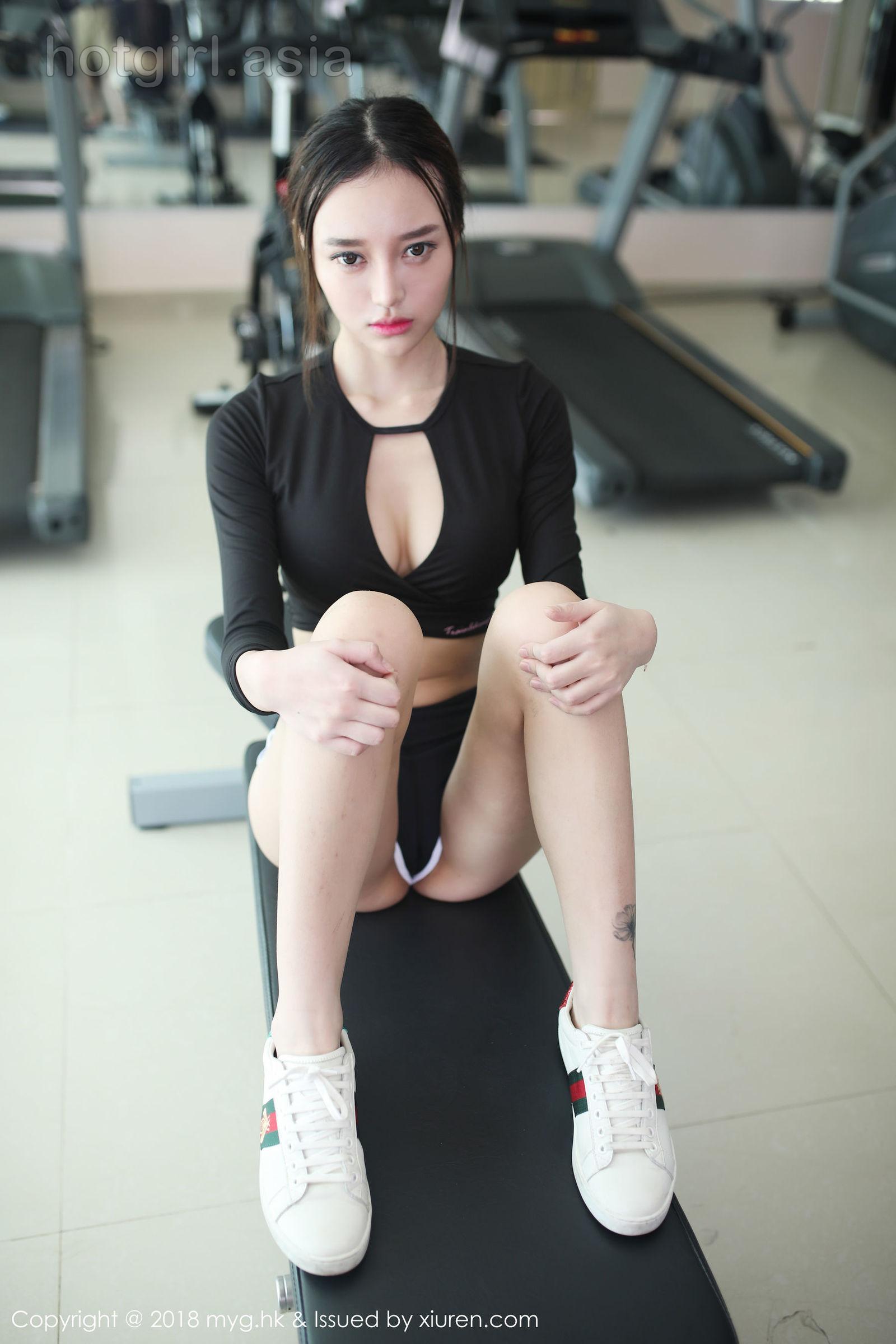 [MyGirl Meiyuan Hall] Vol.306 Goddess @唐琪儿il last set of photo
