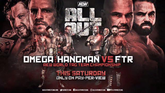 Hangman & Omega vs. FTR