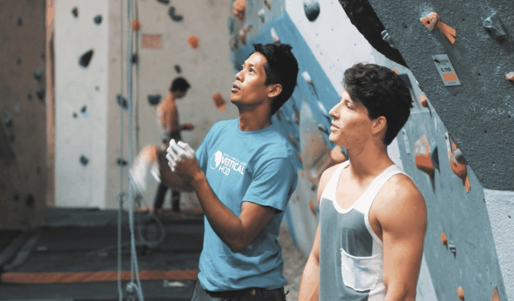 Olympic Climbing Athletes