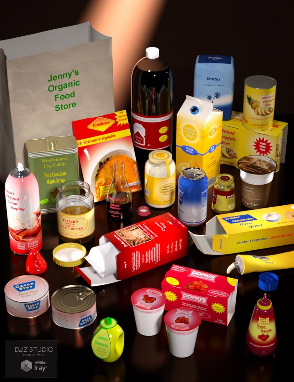 Everyday Groceries 2