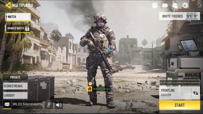 Cómo jugar Call of Duty Mobile en Android e iOS fácil