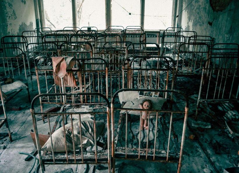 Тур в Чернобыль - Украина