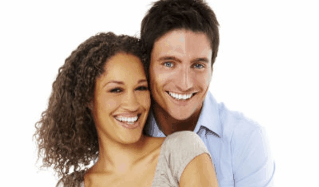 Interracial Couple Dating Website