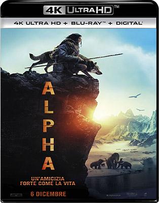 Alpha: Un'amicizia forte come la vita (2018) .mkv UHD 4K ITA/ENG WEBRip 2160p HDR HEVC x265 - Sub