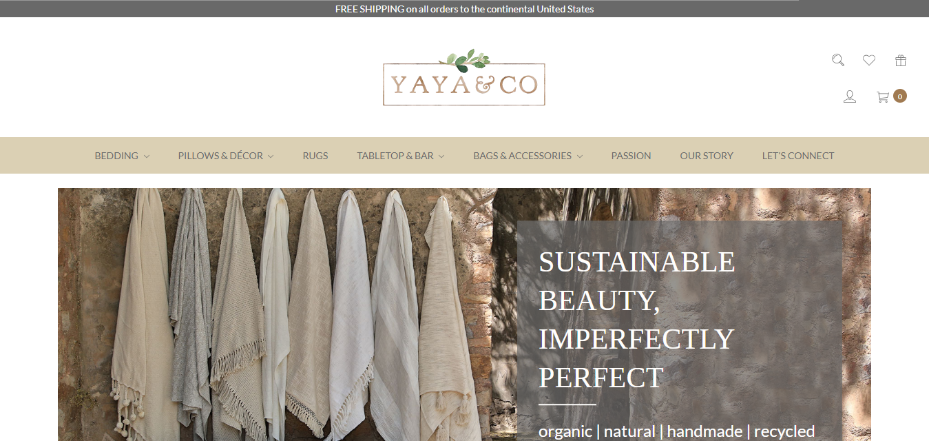 The YaYa & Co. travel product recommended by Faith Borland on Pretty Progressive.