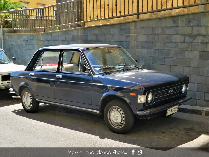 avvistamenti auto storiche - Pagina 26 Fiat-128-1-1-55cv-74-CT867275-2