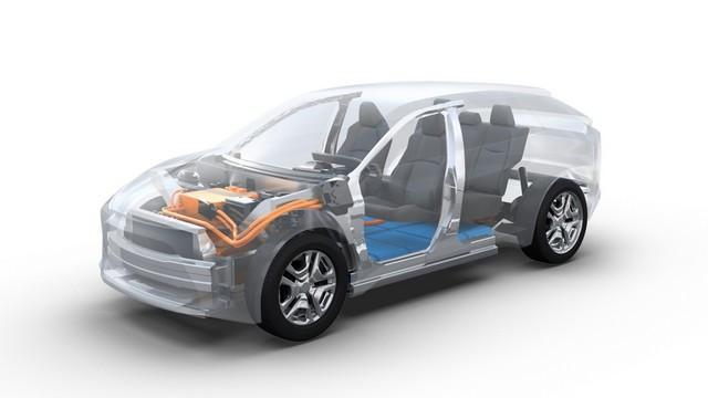 Toyota va lancer un tout nouveau SUV 100% électrique Toyotae-tnga