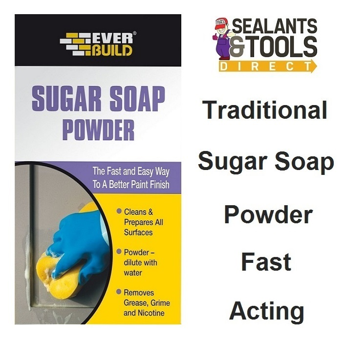 Everbuild Sugar Soap Powder Surface Cleaner SOAPPOW