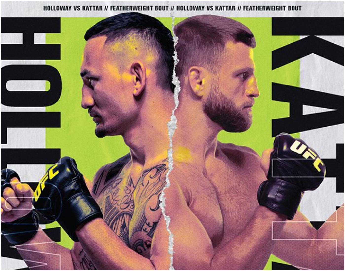 Пуснаха постера за UFC Fight Night 184