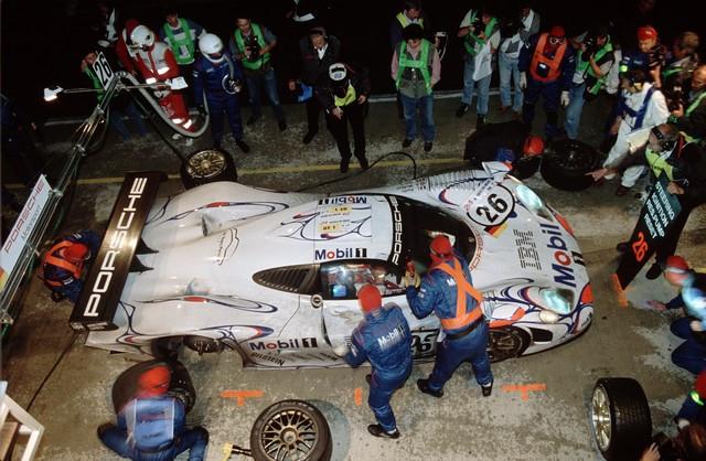 Il y a 50 ans, Porsche a remporté sa première victoire au classement général au 24 Heures du Mans S20-1737-fine